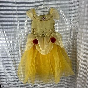 Disney Store Beauty and the Beast Belle Costume
